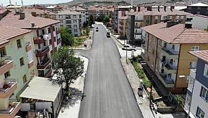 Şimşek Sokak'ta Önce Altyapı Sonra Üstyapı
