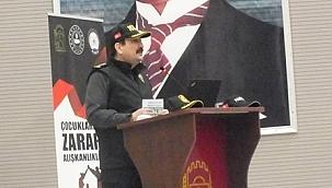 34 Yıllık Polis Olan İl Emniyet Müdürü Sadettin Aksoy İşini Severek Yapıyor