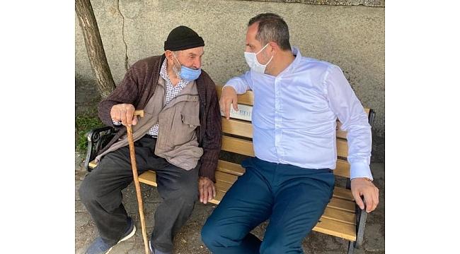 AK Parti Çankırı Milletvekili Salim Çivitçioğlu Tüm Köyleri Adım Adım Dolaşıyor