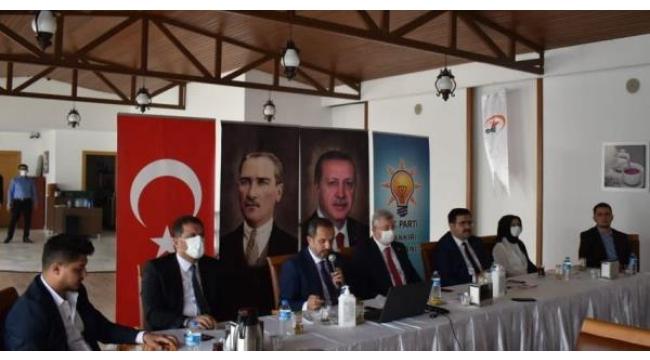 AK Parti Çankırı Milletvekilleri 3 Yıllık Faaliyetlerini Değerlendirdiler
