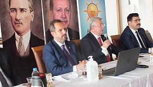 AK Parti Grup Başkanvekili Akbaşoğlu MKEK İle İlgili Konuştu