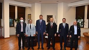 Başkan İsmail Hakkı Esen (SKB) Haziran Ayı Olağan Encümen Toplantısı'na Katıldı