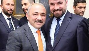 Belediye Başkan Yardımcılığı Koltuğuna 3.cü İsim Meclis Üyesi Şenol Şahin