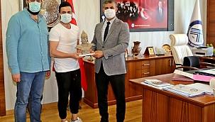 ÇAKÜ'de Çankırı Fatihi Emir Karatekin'in İlk Heykel Çalışması Yapıldı