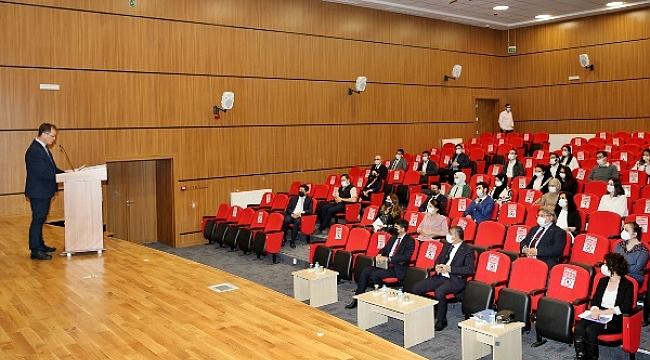 ÇAKÜ Hukuk Fakültesi Akademik Yıl Değerlendirme Toplantısı Gerçekleştirildi