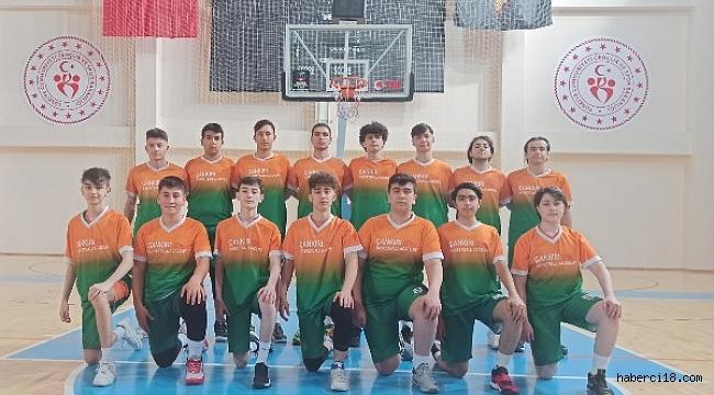 Çankırı Basketbol Akademi Yeni Sezona Hazır