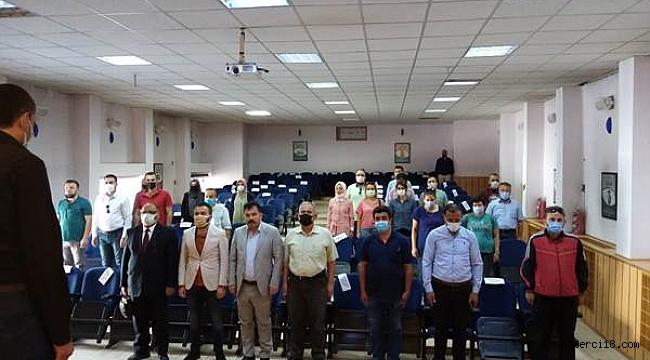 Çankırı İLKSAN Seçimlerinde Ahmet Dönmez Kazandı