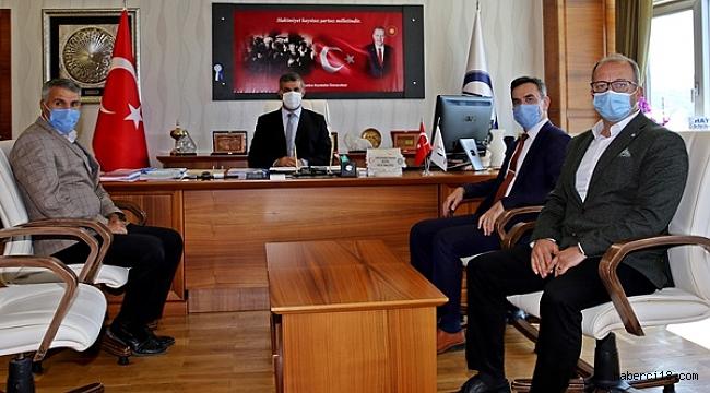 Çankırı'ya Millet Bahçesi Spor Vadisi ve Spor Bilimleri Fakültesi Geliyor