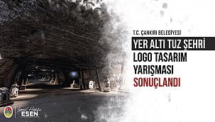 Çankırı Yer Altı Tuz Şehri Logo Tasarım Yarışması Sonuçlandı