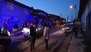 Çerkeş İlçe Merkezinde Ölümlü Trafik Kazası 1 Ölü