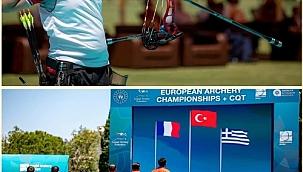 Evren Çağıran Ve Takım Arkadaşları Avrupa Şampiyonu Oldu!