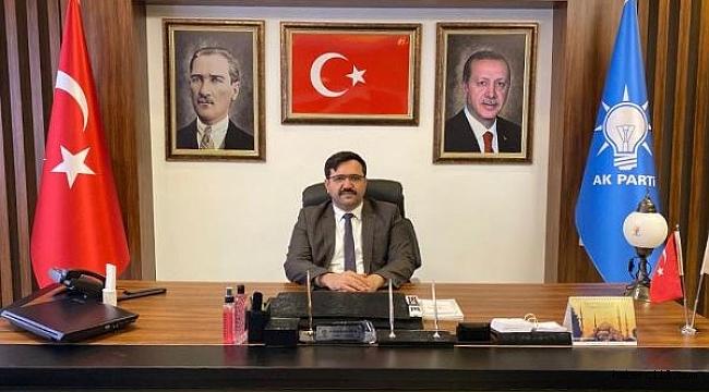 AK Parti Çankırı İl Başkanı Av. Abdulkadir Çelik'in Kurban Bayramı Mesajı