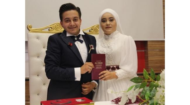 Ali Kör İle Şehriban Tevge, Muhteşem Bir Düğünle Hayatlarını Birleştirdi