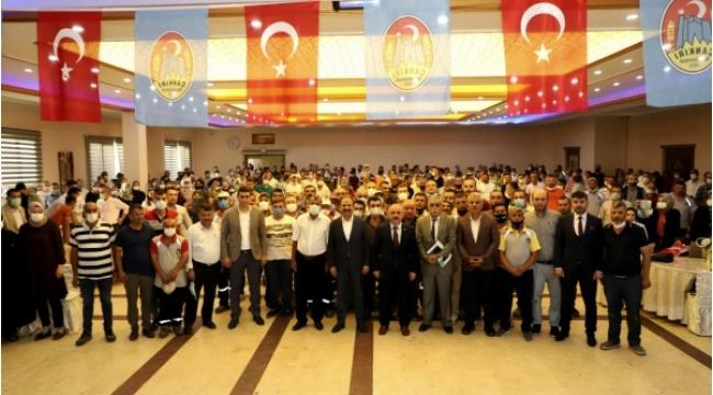 Çankırı Belediyesinde Toplu İş Sözleşmesi İçin İmzalar Atıldı