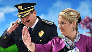 Çankırı İl Emniyet Müdürü Sadettin Aksoy'u Uğurladık