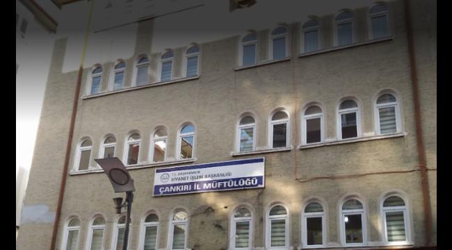Çankırı'mızda Yeni Bir Müftülük Binası Olması Hem Gerekli Hem de Önemlidir (Özel Haber)