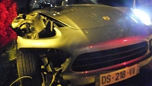 Çankırı Yapraklı İstikametinde Trafik Kazası 1 Ölü
