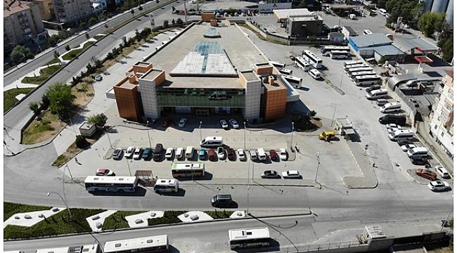 Şehirlerarası Otobüs Terminalini Çankırı Belediyesi İşletecek