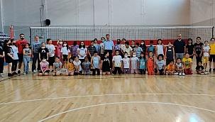 Çankırı'da GSB Spor Okullarına Yoğun Katılım