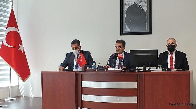 Çankırı'da Koronavirüsten 454 Kişi Vefat Etti