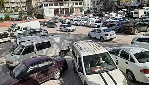 Çankırı'da Trafiğe Kayıtlı Araç Sayısı 55 bin 222 Oldu