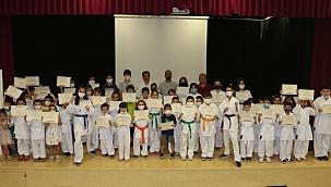 Çankırı Karate Ailesi Bir Arada