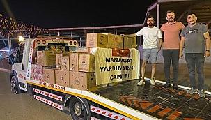 Gönüllü 2 Genç Antalya Manavgat'ta Çankırı'mızın Sesi Oldu