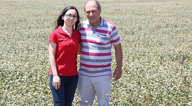 Karabuğday Yetiştiriciliğinde Türkiye'nin En Büyük Üreticisi Haline Geldi