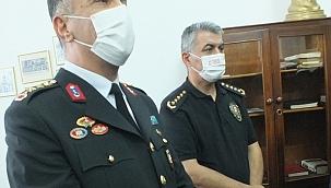 Kıdemli Albay Yusuf Mutlu Genç Çankırı'ya, Kıdemli Albay Hıdır Ayçiçek Kars'a Atandı