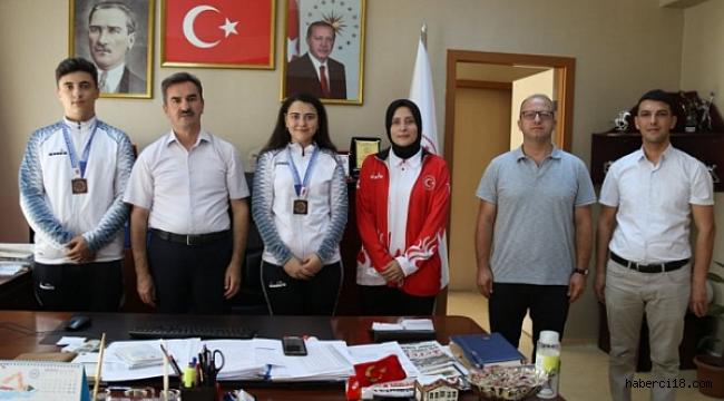 Türkiye Judo, Ateşli Silahlar Şampiyonasında Çankırı Rüzgârı Esti