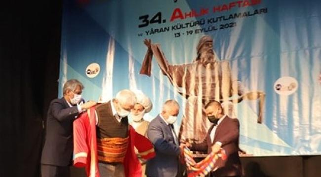 34. Ahilik Haftası Ve Yaran Kültürü Kutlamaları Gerçekleştirildi