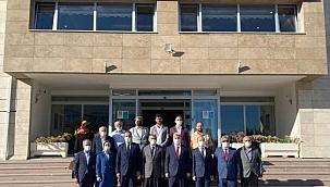 AK Parti Çankırı İl Teşkilatında Ziyaret Rüzgarı Esiyor