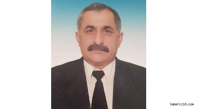 Büyükbahçeli Köyü Muhtarı, Çankırı Halk Eğitim Müdürlüğünden Emekli Hasan Şahin Vefat Etti