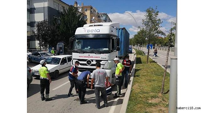 Çankırı'da Ölümlü Trafik Kazası 1 Ölü