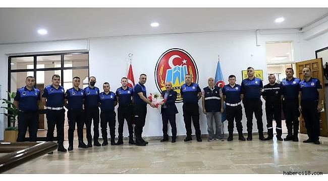 Çankırı'da Zabıta Haftası Kutlamaları Farklı Etkinlikler İle Devam Ediyor