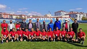 Çankırı Hakemleri 2021-2022 Futbol Sezonunu Açtı