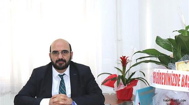 Çankırı İl Müftü Yardımcımız Osman Demir Trafik Kazası Geçirdi