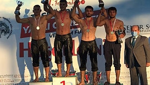Güreşçilerimiz İki Güne Dört Madalya Sığdırdı