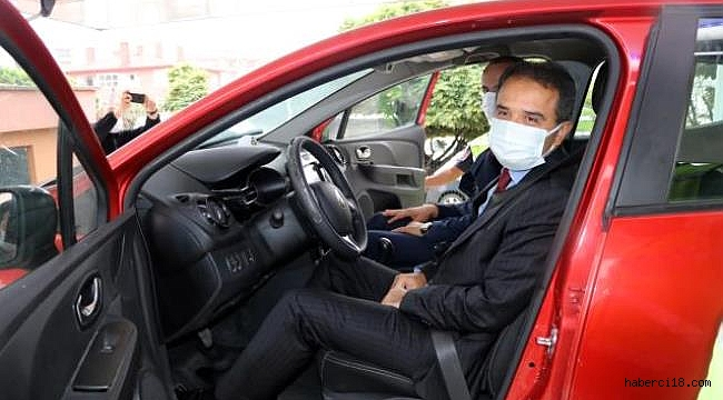 Mobil Trafik Eğitim Tırı ve Emniyet Kemeri Simülasyon Aracı Çankırı'da