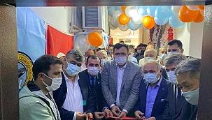 Petrol-İş Sendikası Çankırı Şube Binası Gerçekleştirilen Törenle Açıldı