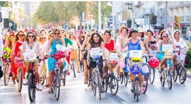 Süslü Kadınlar Bisiklet Turu 19 Eylül 2021 Pazar Günü Çankırı'da Start Alacak