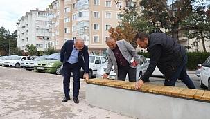 Belediye Başkanı İsmail Hakkı Esen Sahalarda