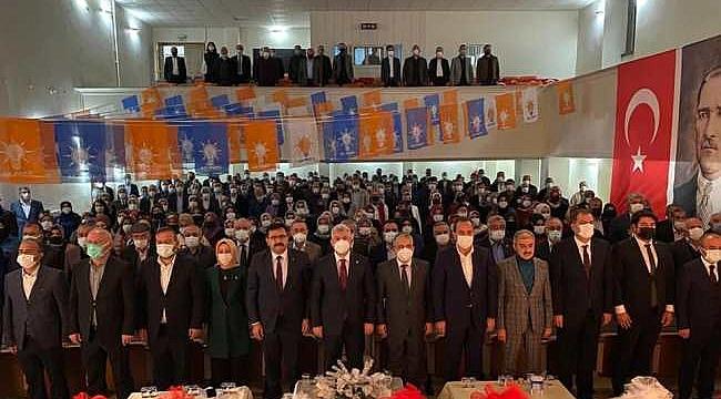 Çankırı AK Parti İl Danışma Meclisi Toplantısı Gerçekleşti