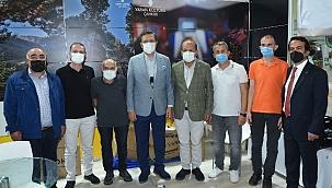 Çankırı'nın Yöresel Ürünleri  ANFAŞ Fuar Merkezi'nde