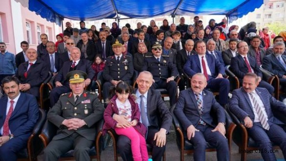 23 Nisan Ulusal Egemenlik ve Çocuk Bayramı Çankırıda Kutlandı