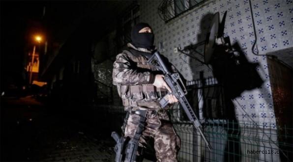 81 İlde Dev Operasyon: 2 bin 806 Şüpheli Yakalandı