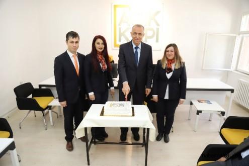 Açık Kapı Çankırı'da 1. Yılını Doldurdu