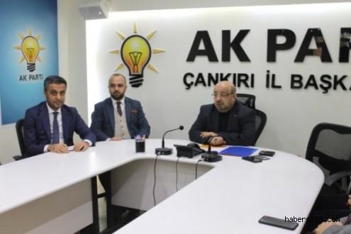 AK Parti Çankırı İl Genel Ve Belediye Meclis Üyeleri Açıklandı