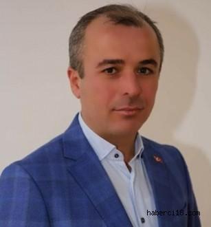AK Parti Çankırı Merkez İlçe Başkanlığına Bahri Kılıç Atandı