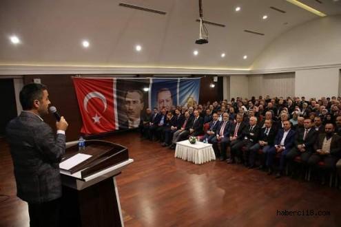 AK Parti Çankırı Teşkilatlarından Büyük Buluşma